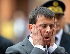 Mais de quel mal Valls souffre-t-il ?