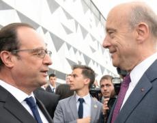 Juppé, comme hier Hollande